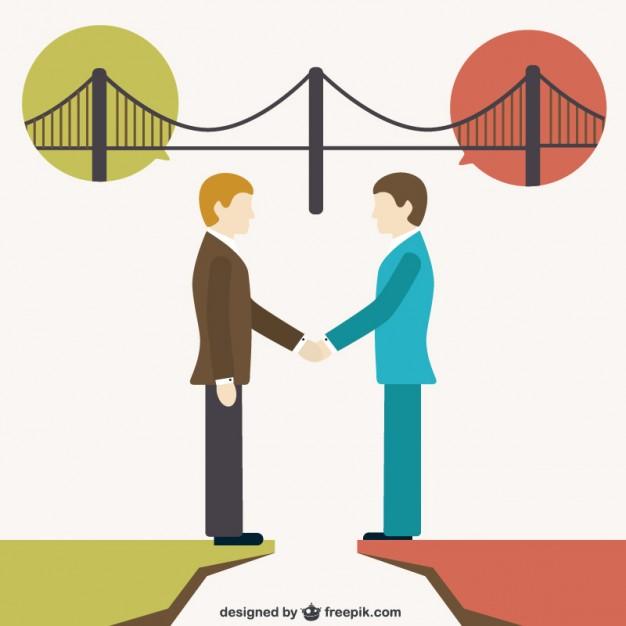Building Bridges Vectors, Photos and PSD files.