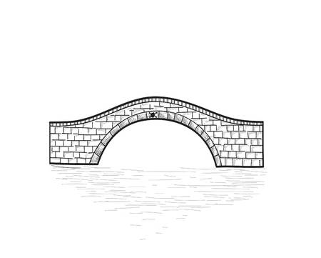 8,363 Bridge River Cliparts, Stock Vector And Royalty Free Bridge.