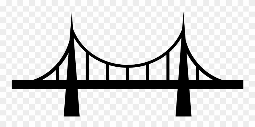 Bridge Clipart Transparent Background.