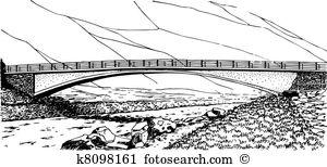 Bridge construction Clip Art EPS Images. 1,213 bridge construction.