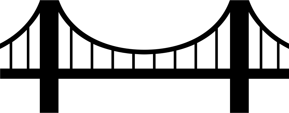Vincent Thomas Bridge Svg Png Icon Free Download (#42543.
