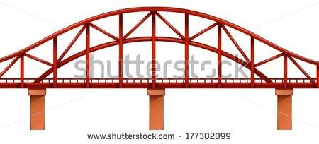 Bridge Connection Stock Photos, Royalty.