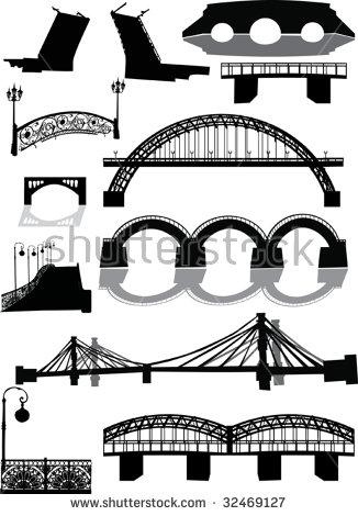 Metal Bridge Stock Photos, Royalty.