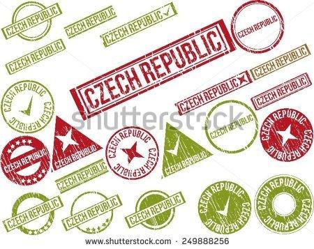 """czechoslovakian Stamp"" Stock Photos, Royalty."