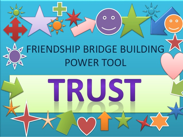 BUILDING BRIDGES OF FRIENDSHIP 3.