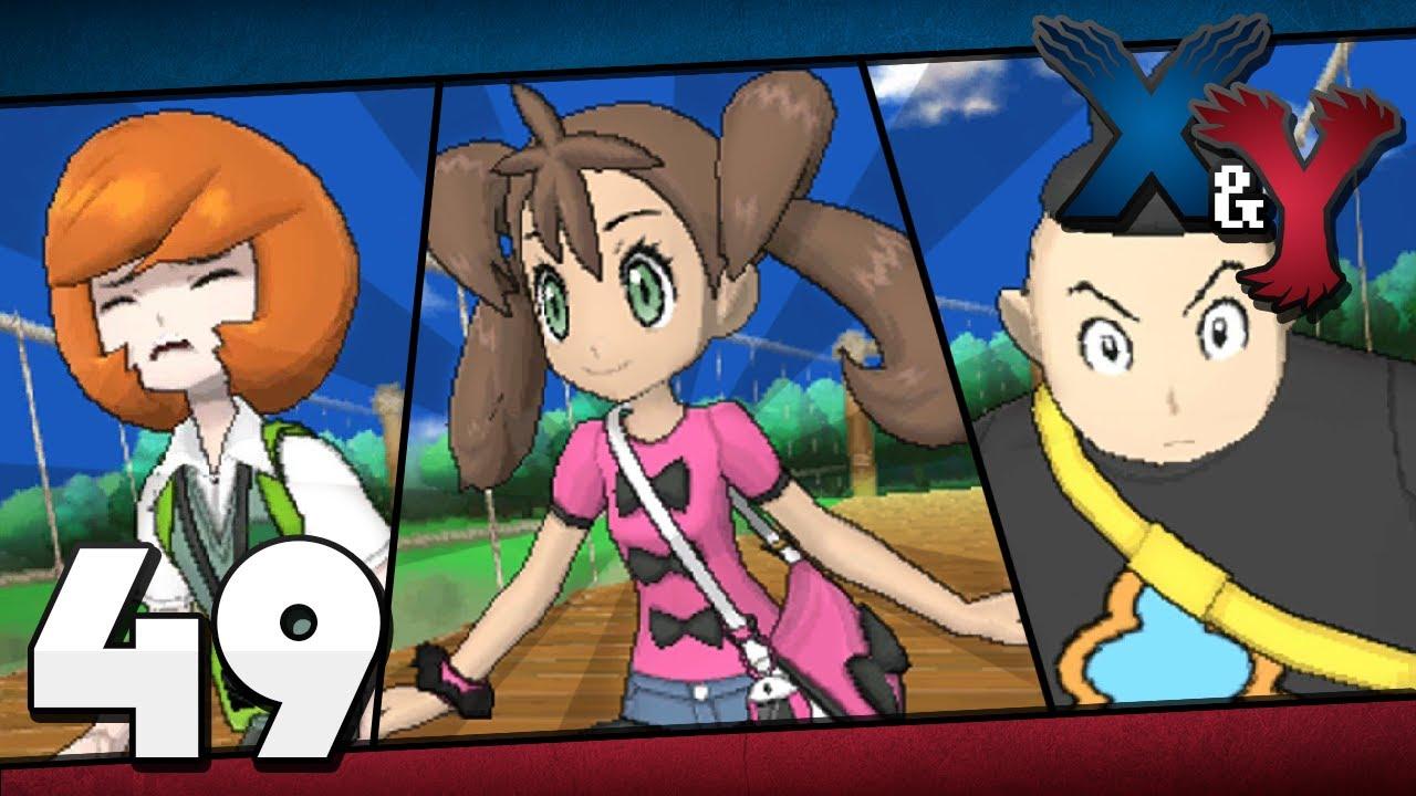 Pokémon X and Y.