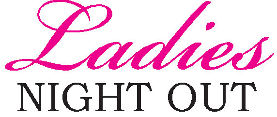 Ladies Night Out Clipart.