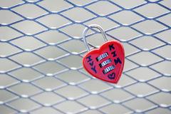 Love Lock Bridge Stock Illustrations.