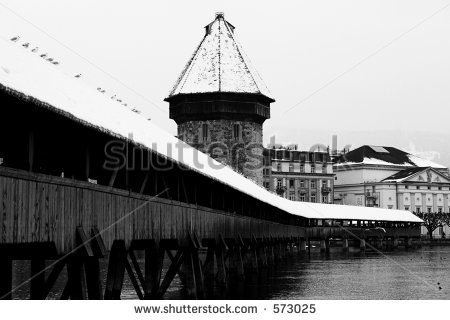 Bridge Over Troubled Water Clipart Black And White.