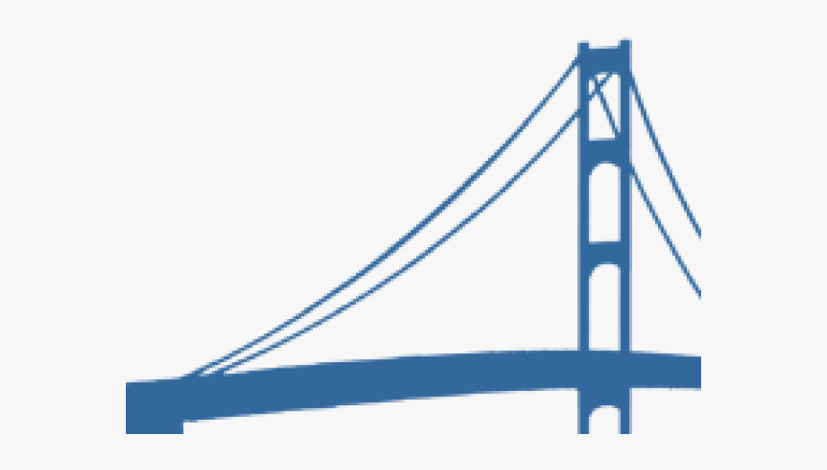 Bridge Clipart Mackinac Bridge, Cliparts & Cartoons.