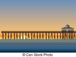 Pier Illustrations and Clipart. 5,095 Pier royalty free.