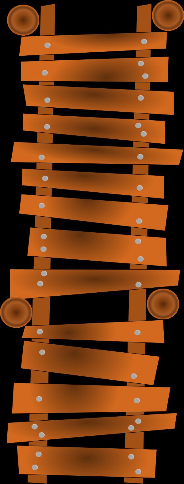 Wood Pier Clip Art.