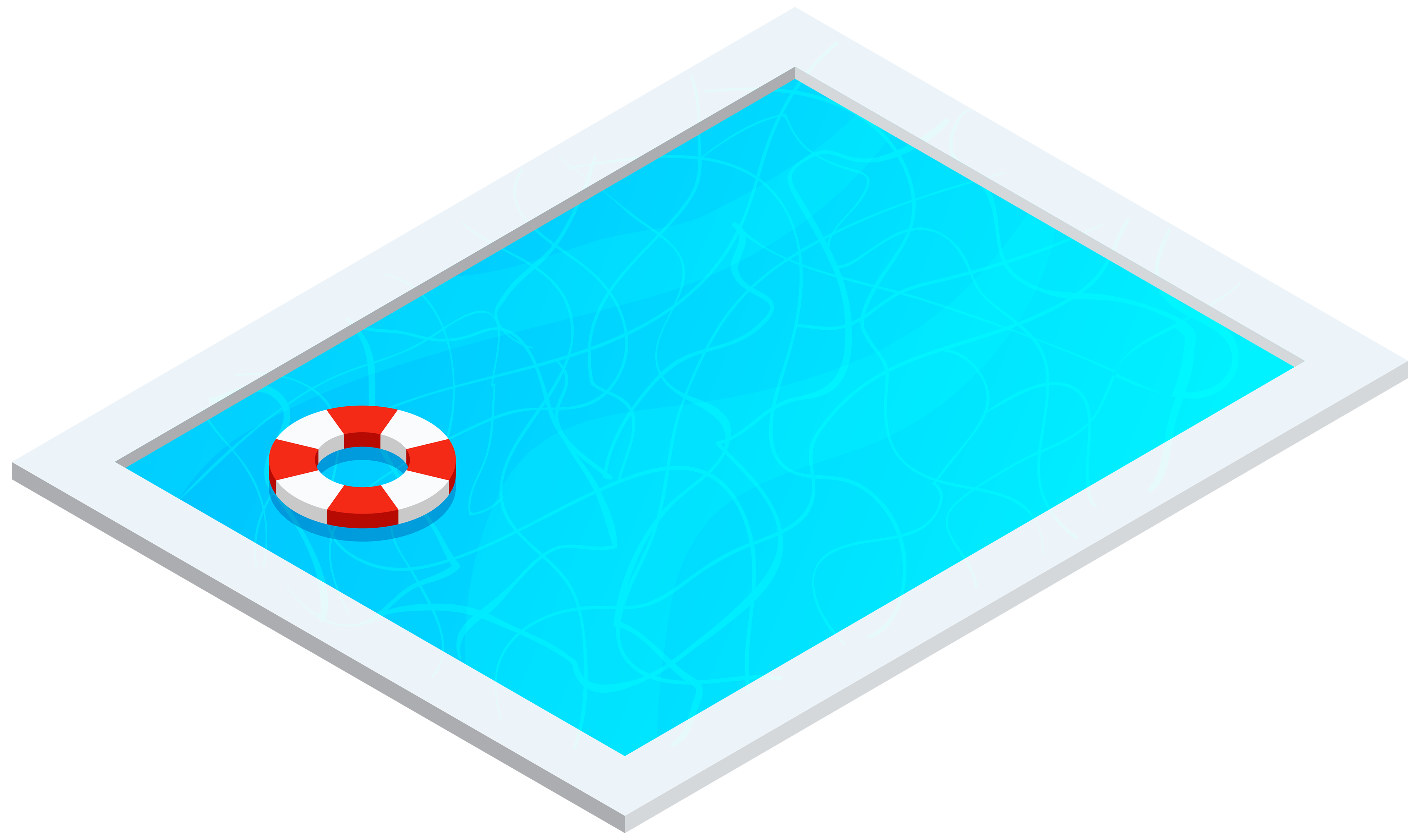 Swimming Pool PNG Clipart.