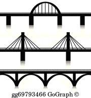 Bridges Clip Art.