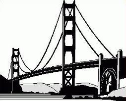 Free Bridge Clipart.