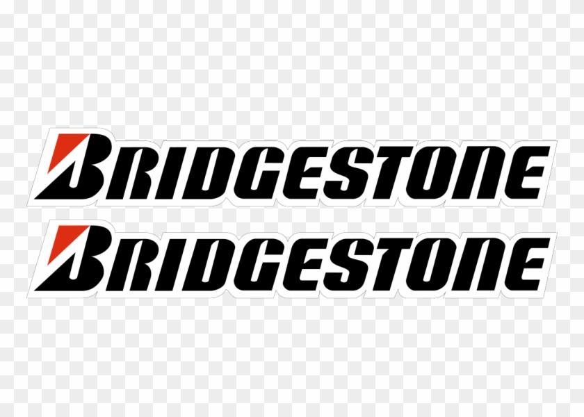 Sponsor Sticker Bridgestone.