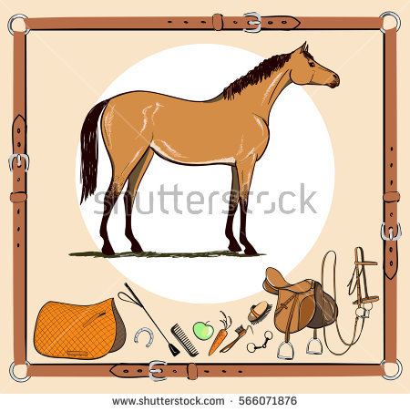 Bridle Stock Images, Royalty.