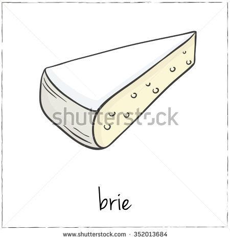 Brie Stock Photos, Royalty.