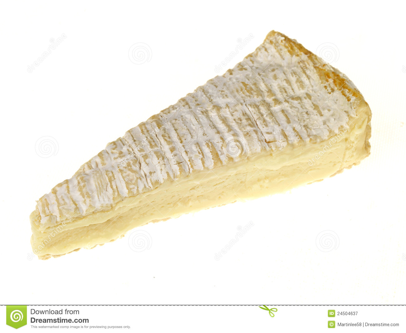 French Brie Cheese Stock Images.
