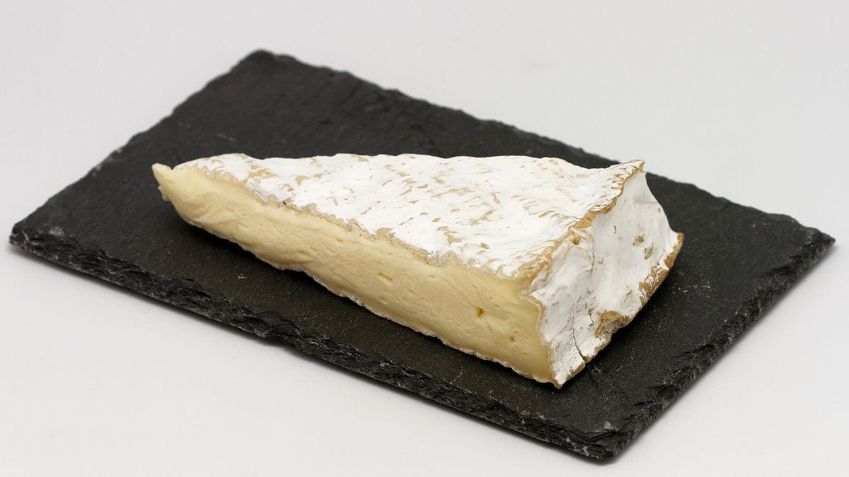 Brie de Meaux.