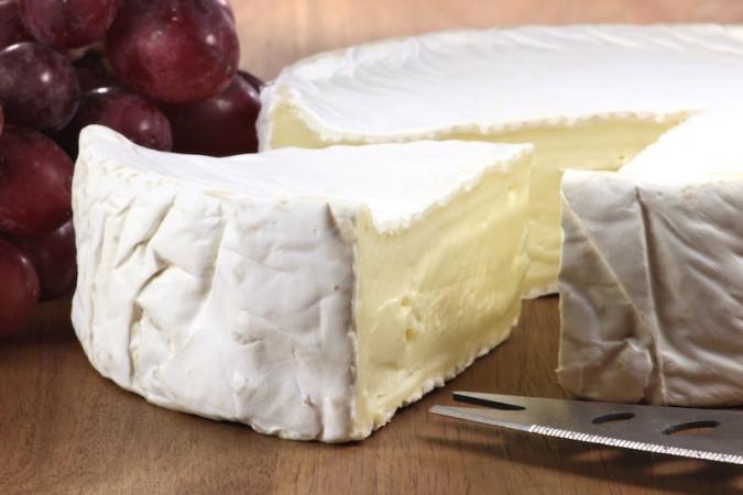 Brie vs. Camembert.