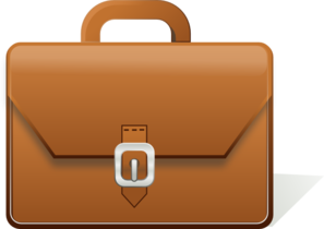 Briefcase Clip Art at Clker.com.