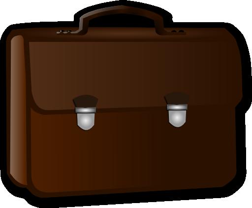 Briefcase Clipart.
