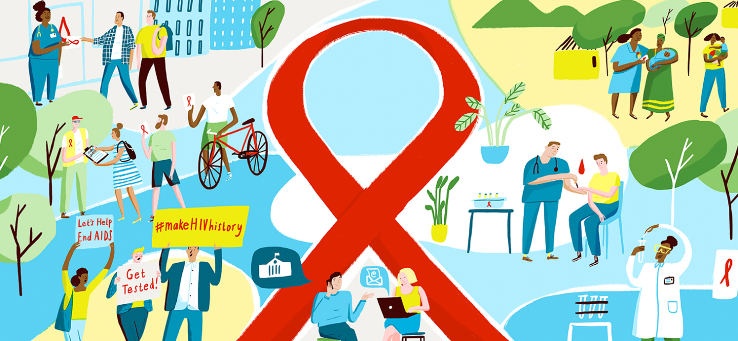 6 Surprising Things You May Not Know About HIV/AIDS Today.
