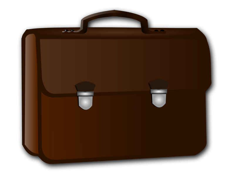 Free Clipart: Briefcase.