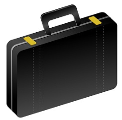 Free Briefcase Clipart.