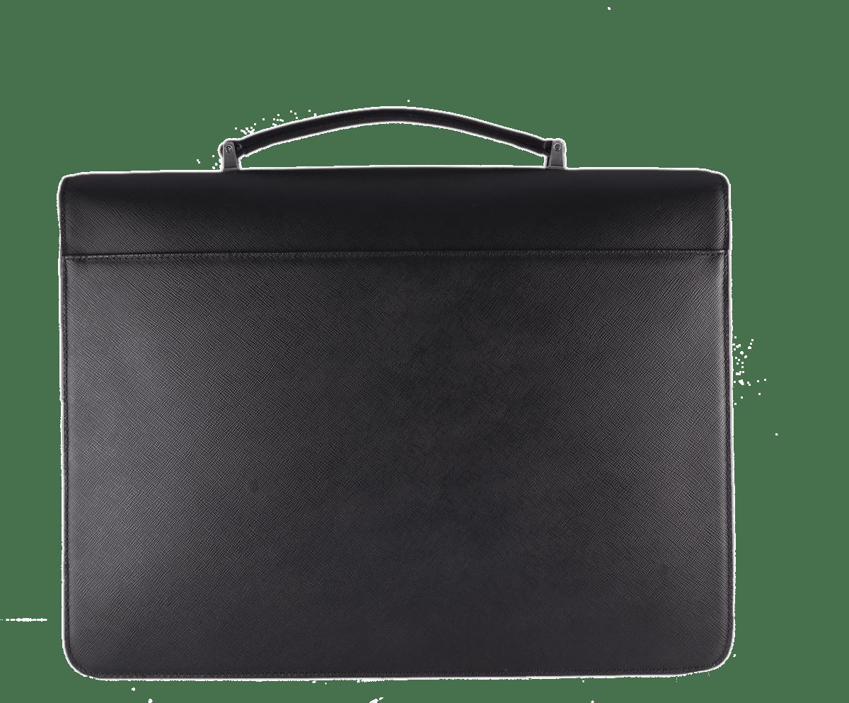 The Berlin Black Briefcase.