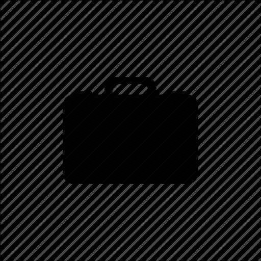 Baggage, briefcase, case, goods, job, travel icon #2658.