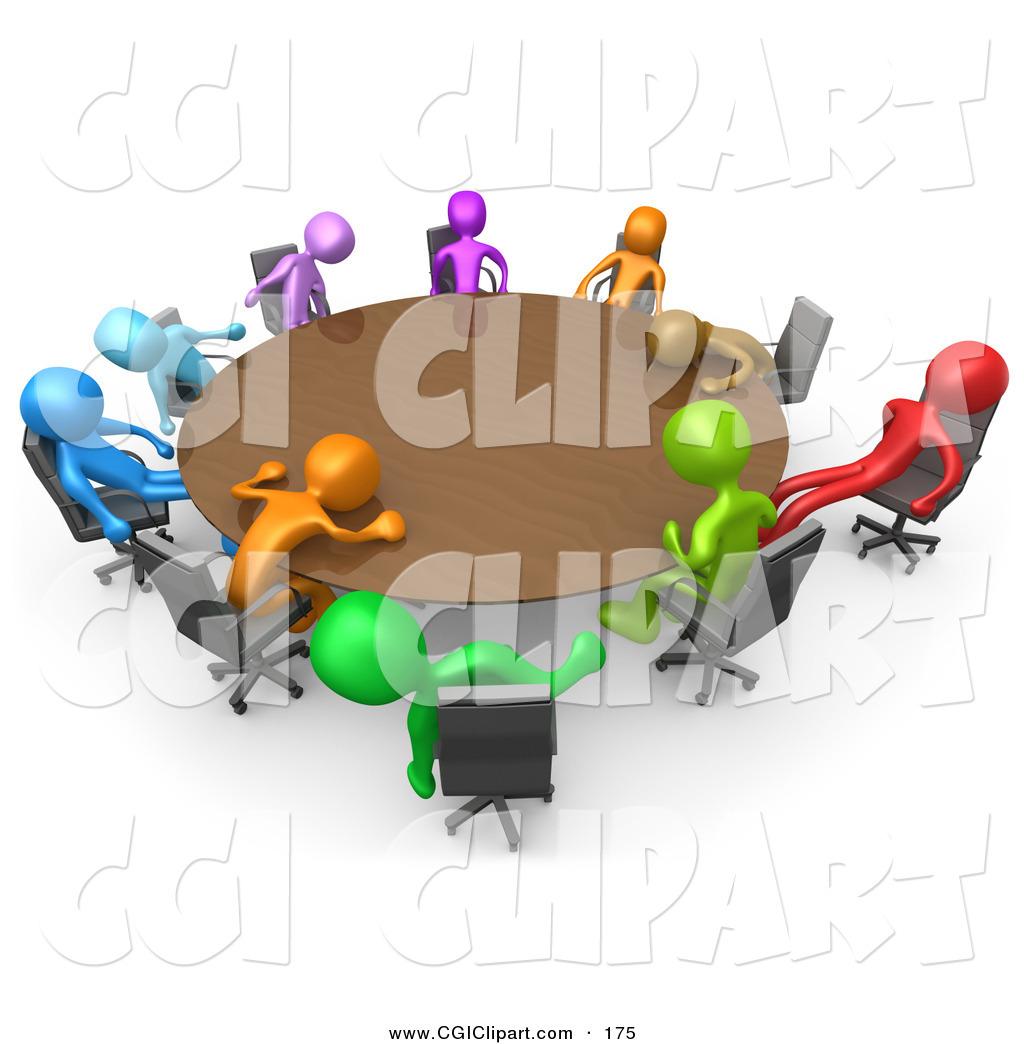 Royalty Free Briefing Stock CGI Designs.