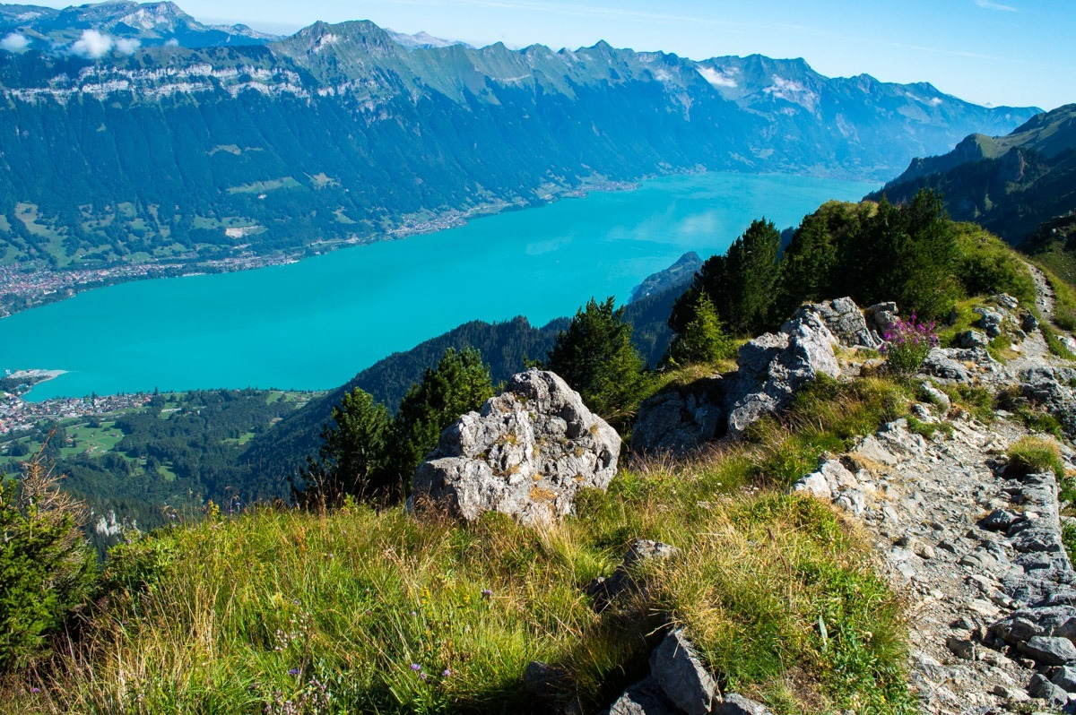 Paragliding in Interlaken and other 6 awesome adventures.