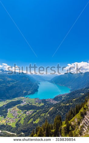 """view Brienzer Rothorn"""" Stock Photos, Royalty."""