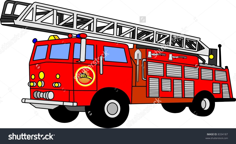 Fire brigade clipart.