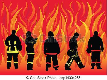 Fire brigade Stock Illustrations. 865 Fire brigade clip art images.