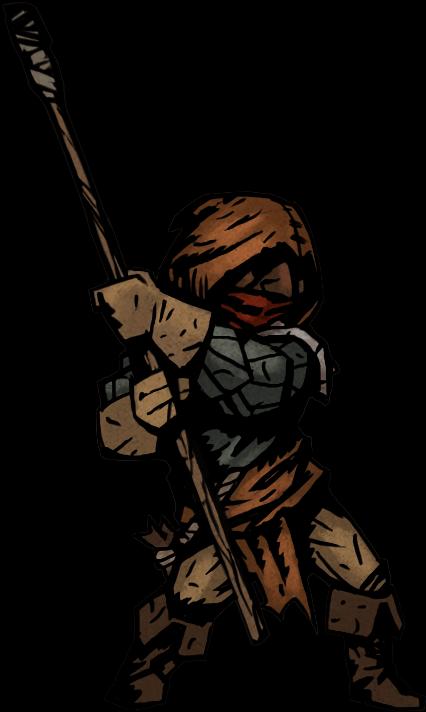 Brigand Matchman Official Darkest Dungeon Wiki Png Clipart.