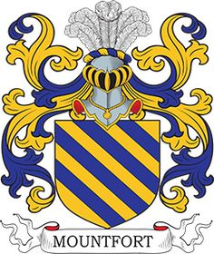 Marchall Coat of Arms.