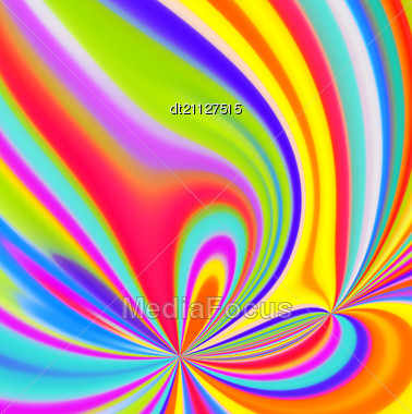 Stock Photo Bright Colorful Abstract Background.