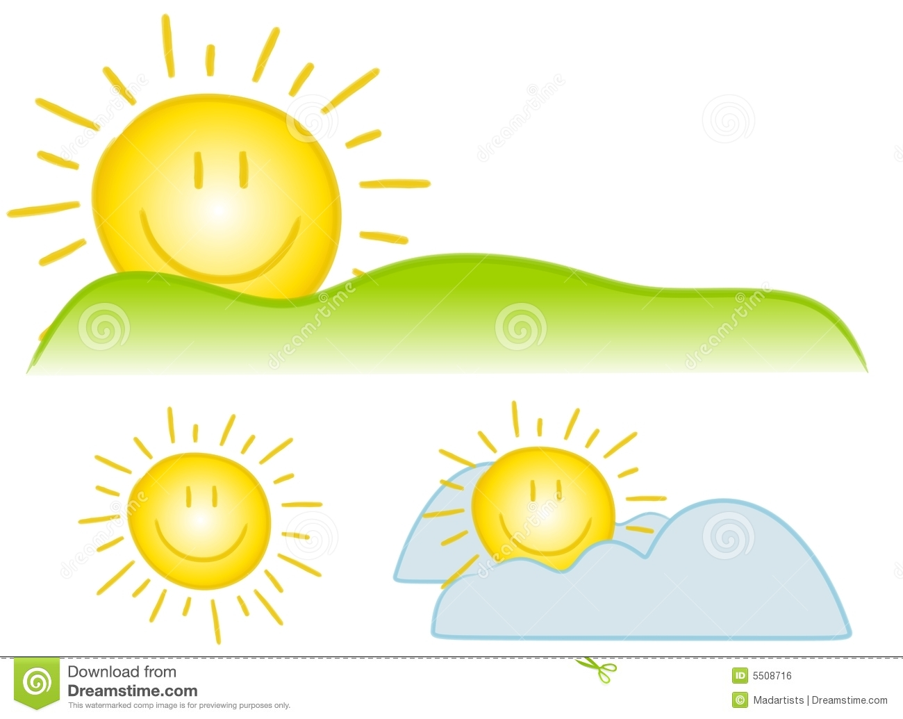 All Is Bright Clipart.