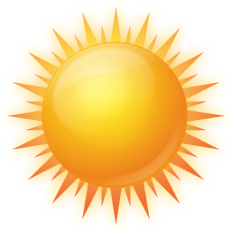 Clipart sunny day png.