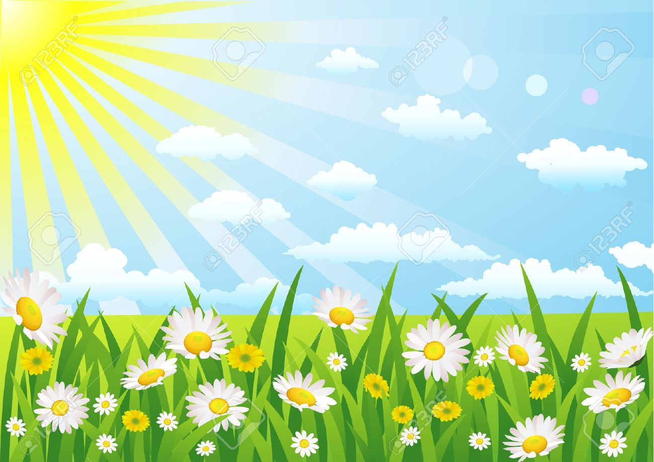 Line Drawing Sunny Day : Sunny day clipart clipground