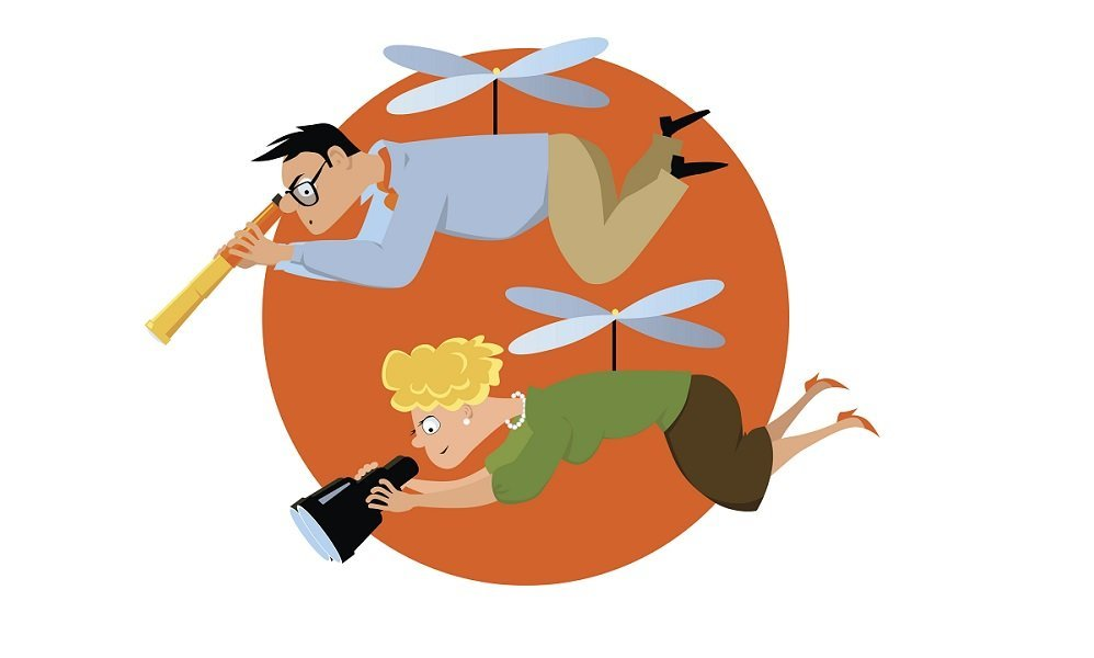 Helicopter parenting' harms child success, study finds.
