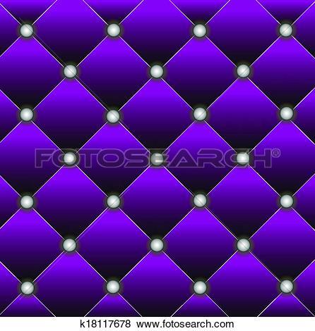 Clip Art of brightly lilac edging of door k18117678.