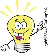 Bright Idea Clip Art.