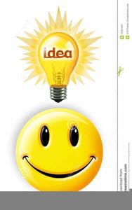 Free Bright Ideas Clipart.