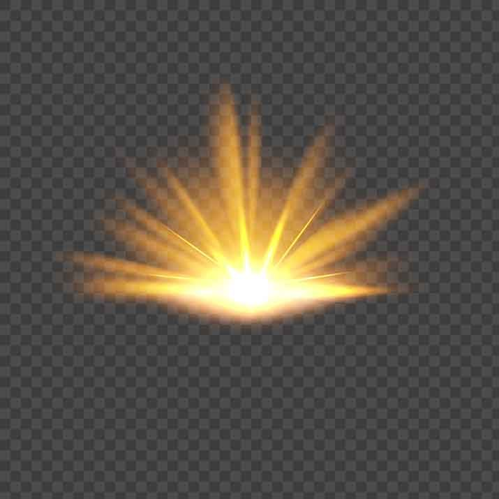 Golden Bright Light PNG Image Free Download searchpng.com.