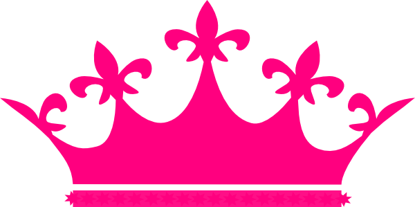 girl crowns clipart #13