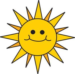 clipart free sun #12